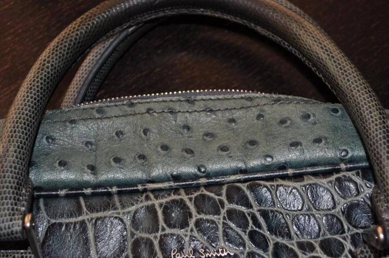03778736 Paul smith. сумка в Поиме, цена 16500 руб., объявление