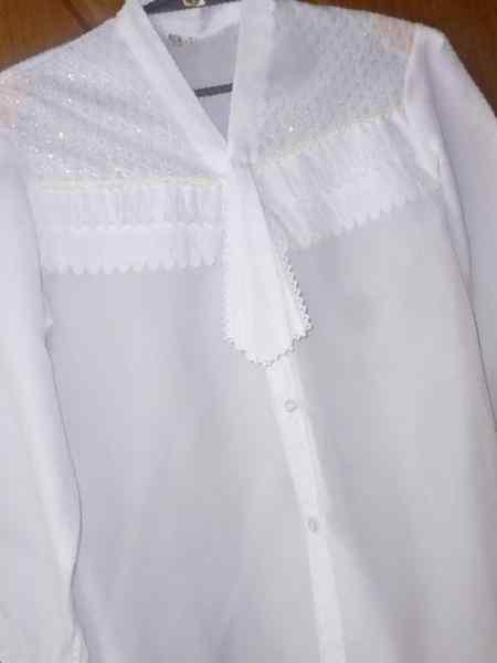 Блузки Мокрый Шелк