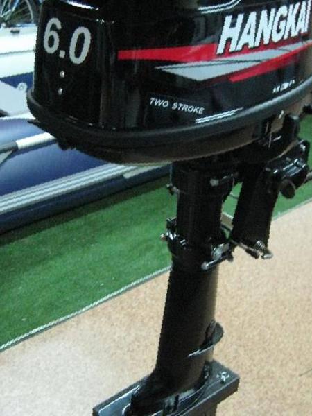Мощность лодочных моторов Ханкай