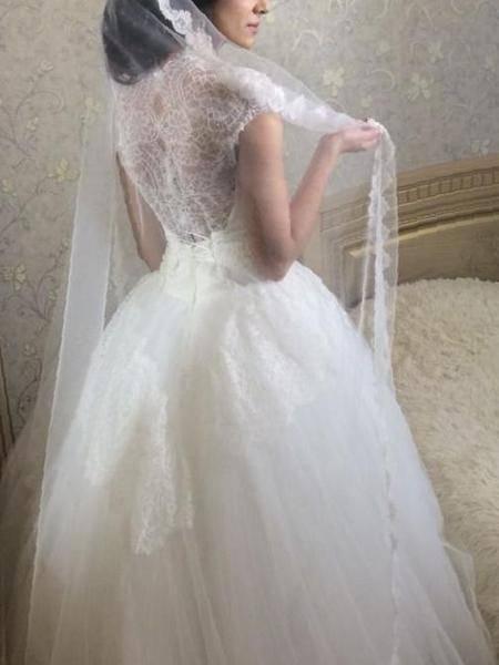 Свадебные Платья Б У Серпухов