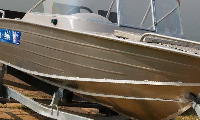 Моторные лодки и катера в СПб – каталог и цены