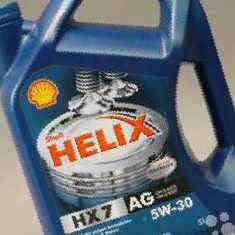 Shell Helix F Sae 5W30 П С