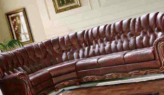 угловой кожаный диван раскладн массив бука бу в астрахани цена