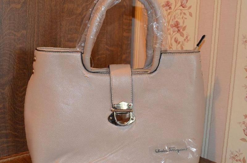 1b58bc077f5f Продам сумку Salvatore Ferragamo в Иковке, цена 1320 руб., объявление