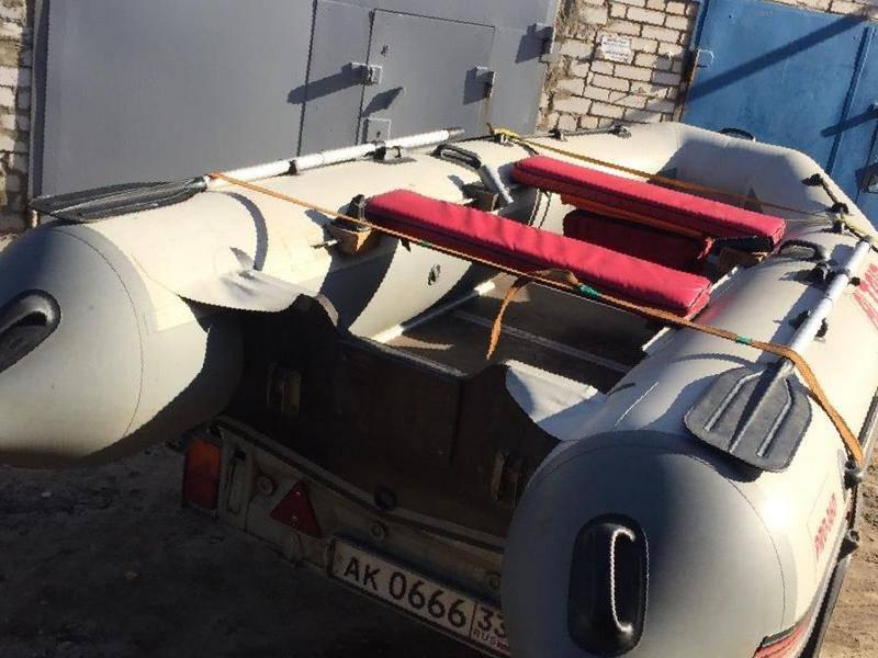 лодки с мотором в муроме