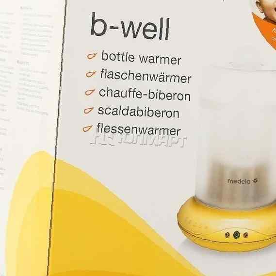 medela flessenwarmer