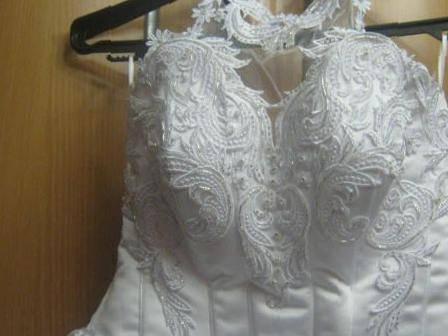 7fac61d0d09 Продается свадебное платье (42-44-46)