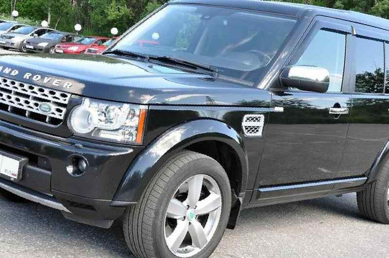 Land Rover Discovery, 2011 г.в. 104900 км. — 1754500 руб. — Discovery — Устюжна