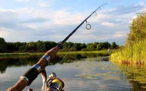 акъярское водохранилище рыбалка летом