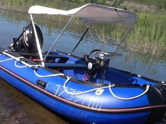 лодки в чайковском