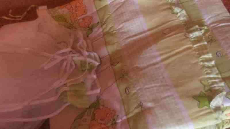 ef73ab79 Бортики в кроватку и балдахин, б/у в Липецке, цена 1000 руб., объявление
