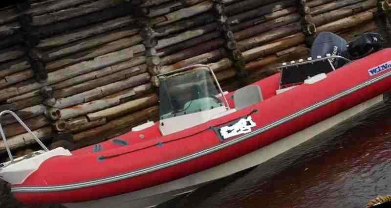 большая лодка киров