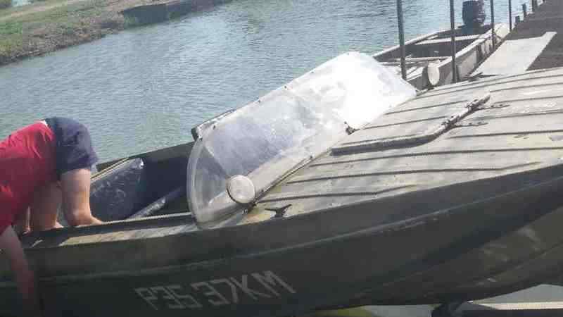 дром лодка казанка