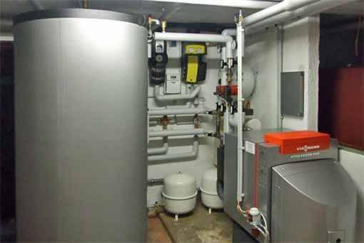Стоимость установки системы отопления дома