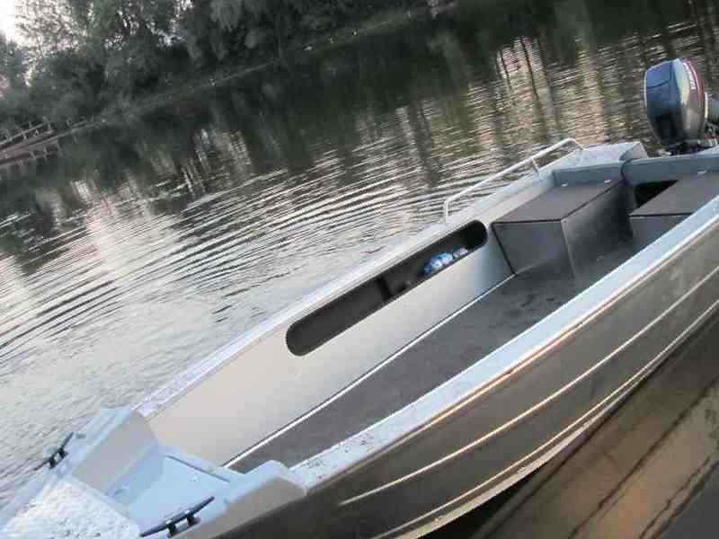 лодка крафтер 420 купить в москве